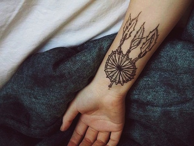 Best 40 Sexy Dreamcatcher Tattoo Designs For Girls Delectable Dream Catchers For Girls