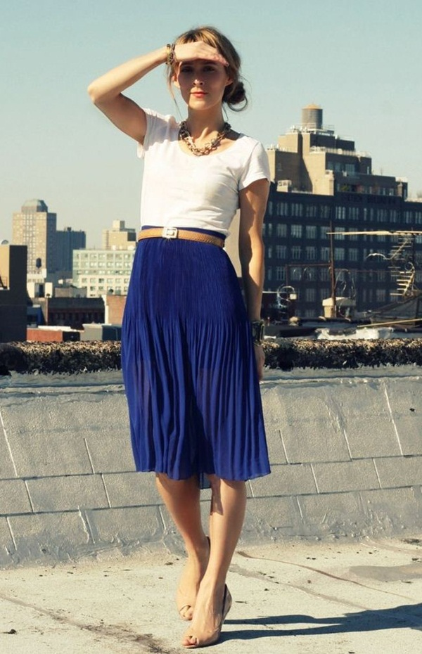 Jeans or Skirt What should you prefer and why6