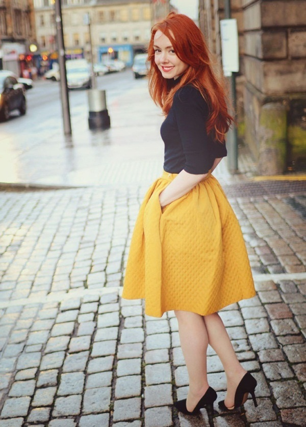 Jeans or Skirt What should you prefer and why7