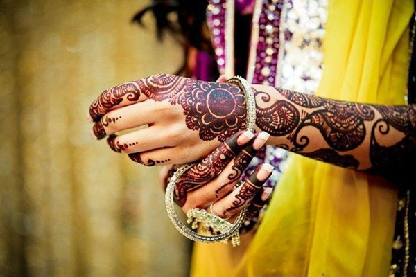 Easy Tips to Apply Mehandi Beautifully12
