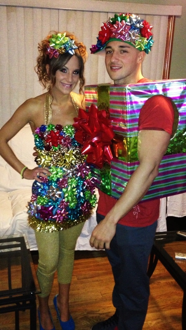 Christmas Costume Ideas.Beautiful Christmas Costume Ideas 35 Outfts