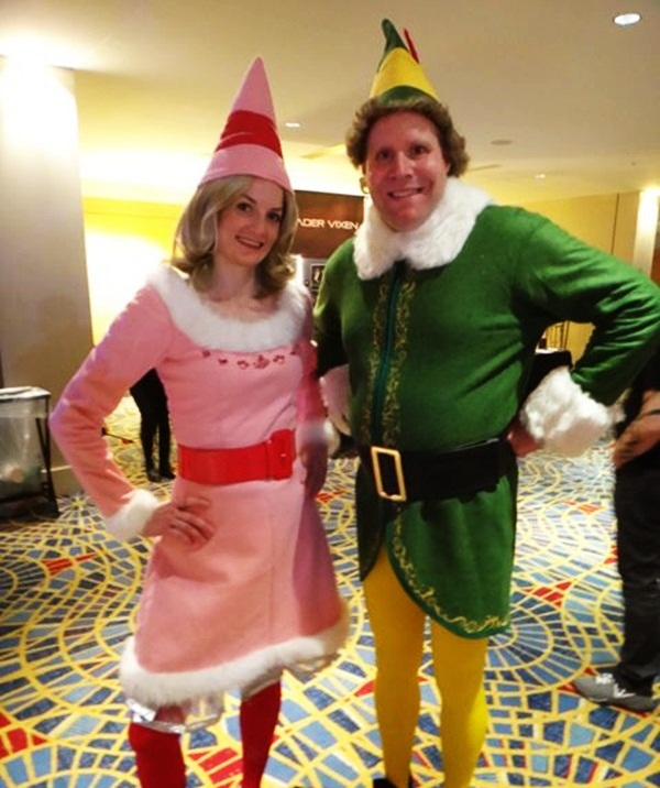 Christmas Costume Ideas (17)  sc 1 st  Fenzyme & Beautiful Christmas Costume Ideas: 35 Outfts
