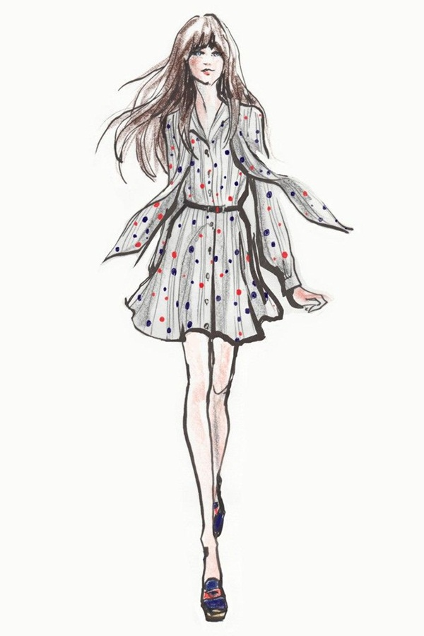 Fashion Sketches and Illusrations14