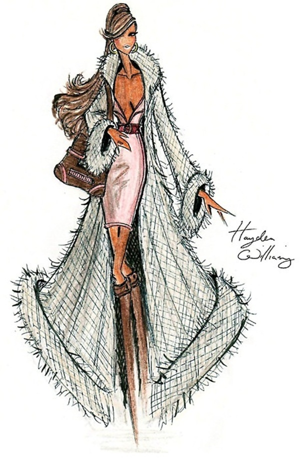 Fashion Sketches and Illusrations16