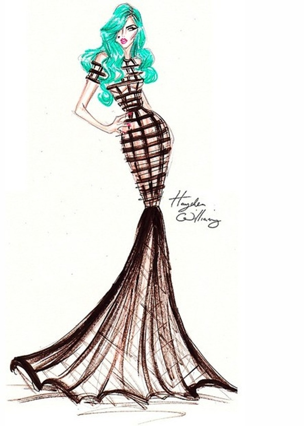 Fashion Sketches and Illusrations19