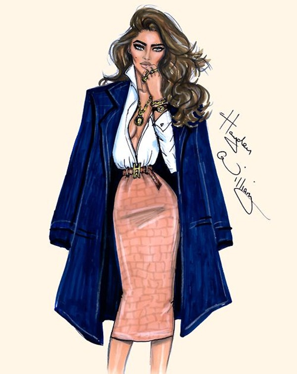 Fashion Sketches and Illusrations20