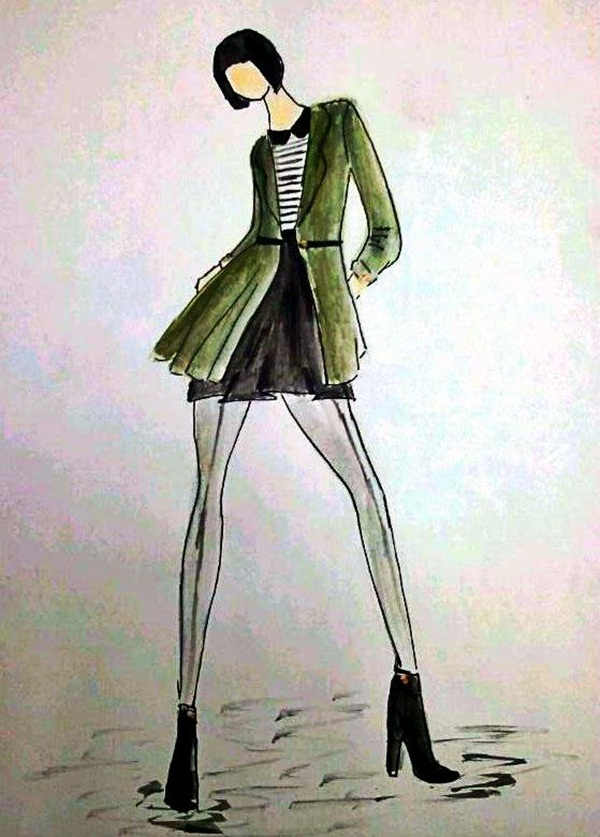 Fashion Sketches and Illusrations29
