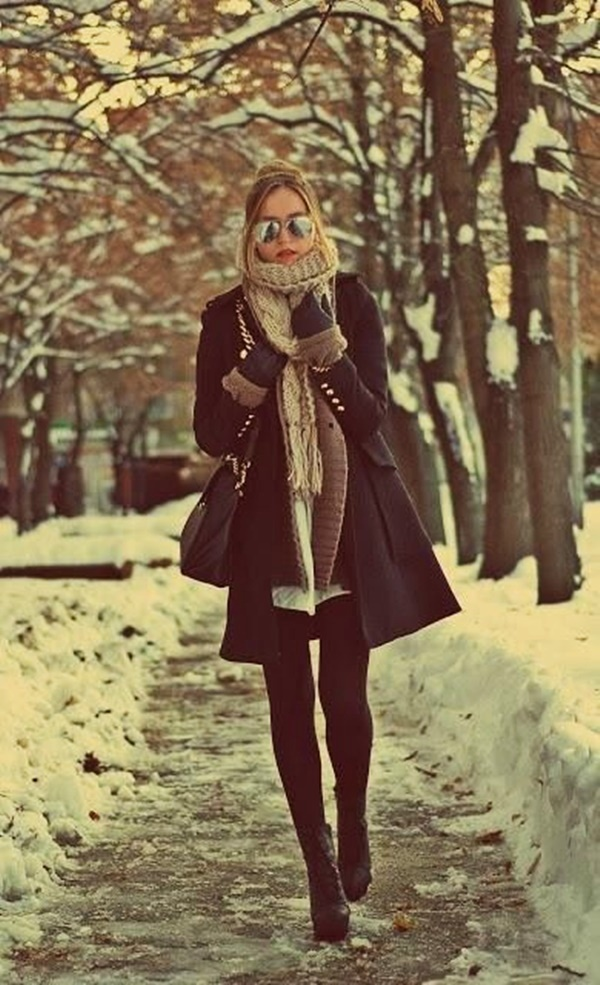 What to wear & what not to wear in winter5