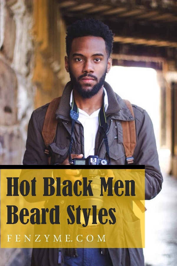 Hot Black Men Beard Styles1.1