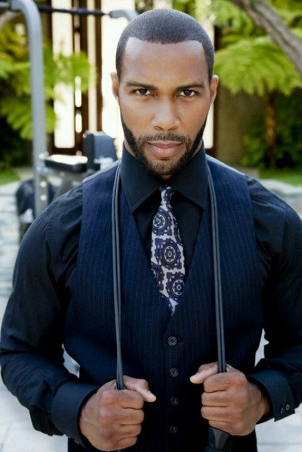 Hot Black Men Beard Styles1