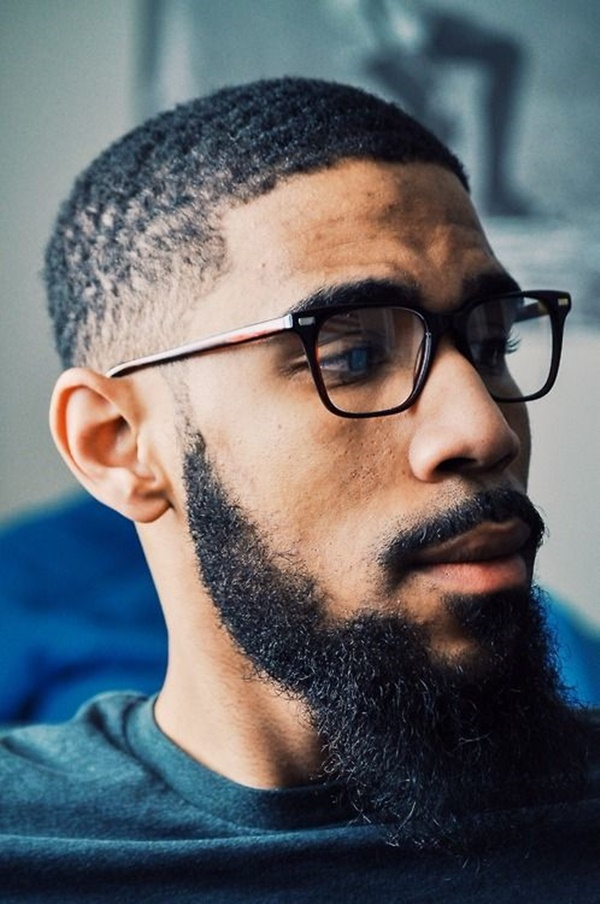 Hot Black Men Beard Styles4
