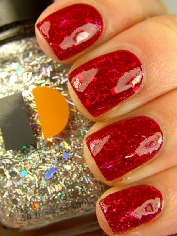 Red Nail Art Designs10