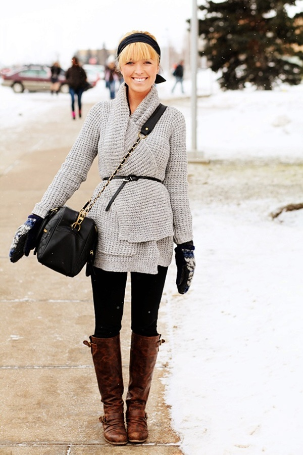 Winter Outfits for Women25
