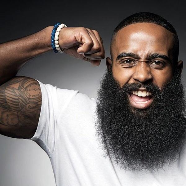 52 Hot Black Men Beard Styles To Try In 2017