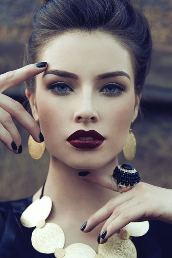 Hot and Sexy Lipstick Color Ideas5