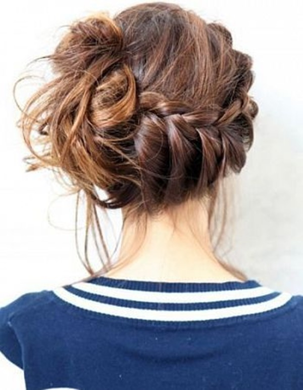 Messy Hairstyles for Long and Short Hair1 (10)