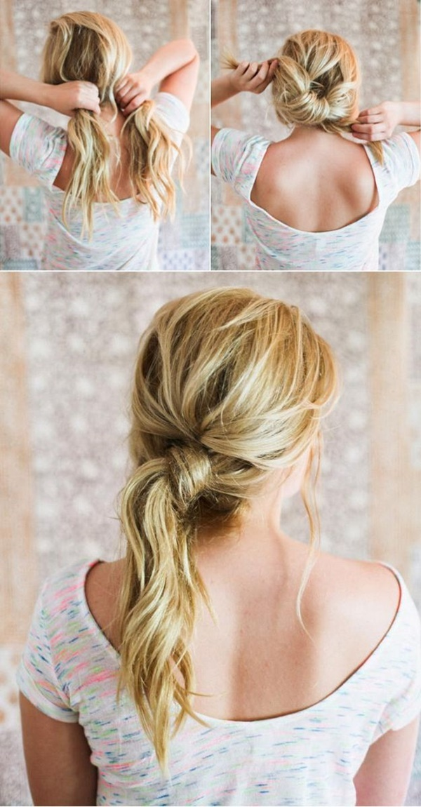 Messy Hairstyles for Long and Short Hair1 (4)