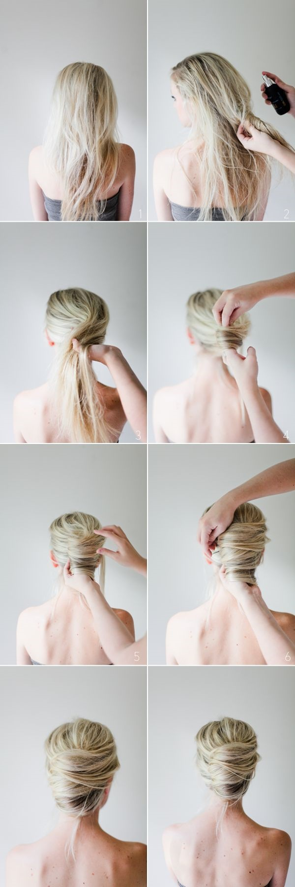 Messy Hairstyles for Long and Short Hair1 (9)