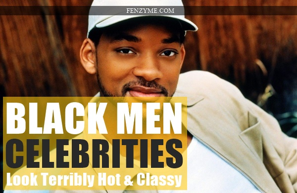Black Men Celebrities Look Terribly Hot & Classy1.1