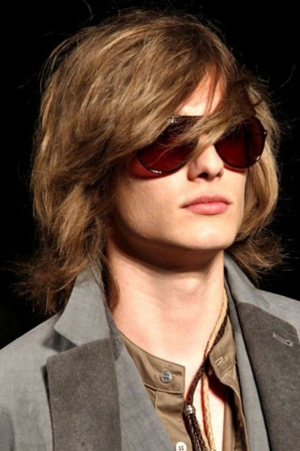 Latest Long Hairstyles for Men (10)