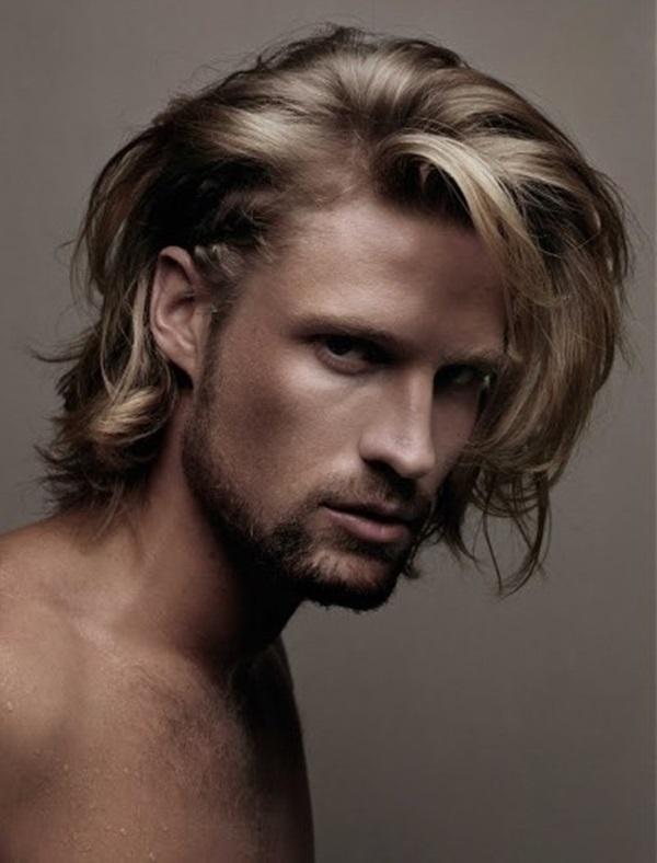 Latest Long Hairstyles for Men (20)