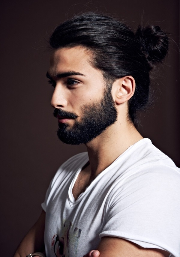Latest Long Hairstyles for Men (23)