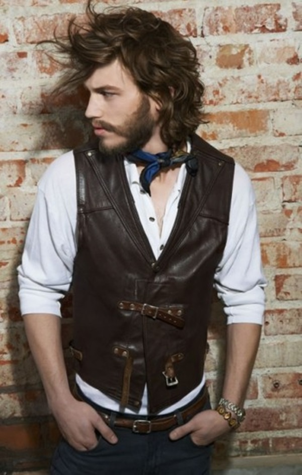 Latest Long Hairstyles for Men (37)