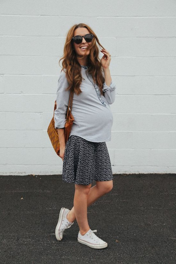 Maternity Outfits for Pregnant Women22