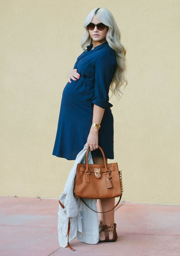 Maternity Outfits for Pregnant Women29