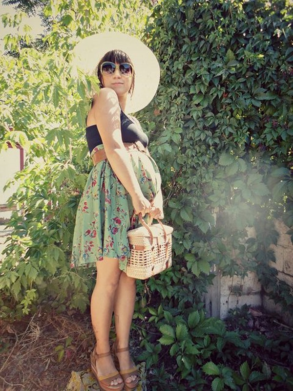 Maternity Outfits for Pregnant Women6