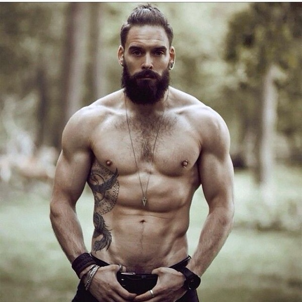 10 Cool and Different Beard Styles for Men for 2015