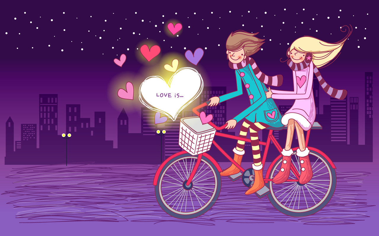 Cute Valentine Day Wallpaper (1)