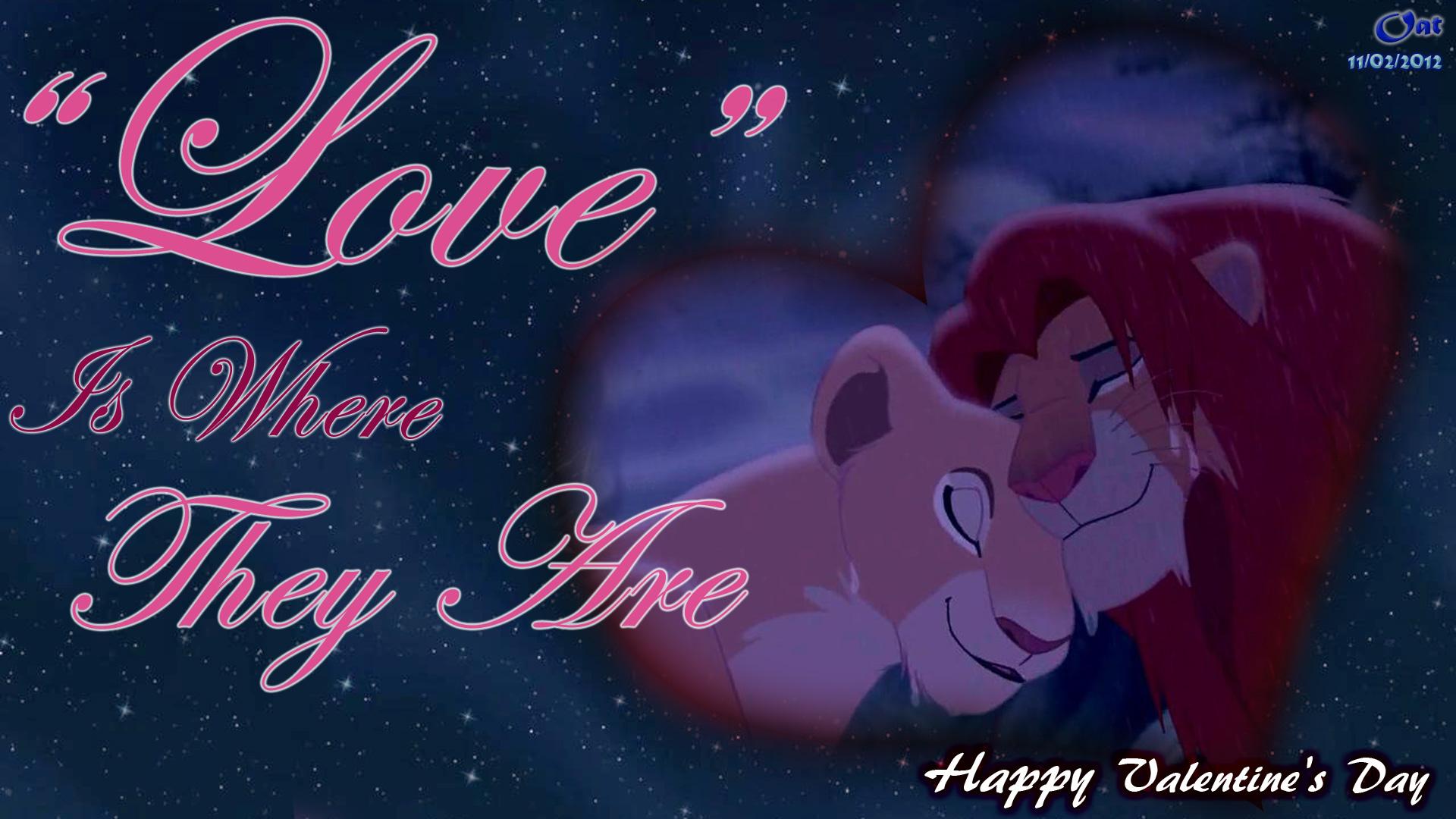 Cute Valentine Day Wallpaper (11)