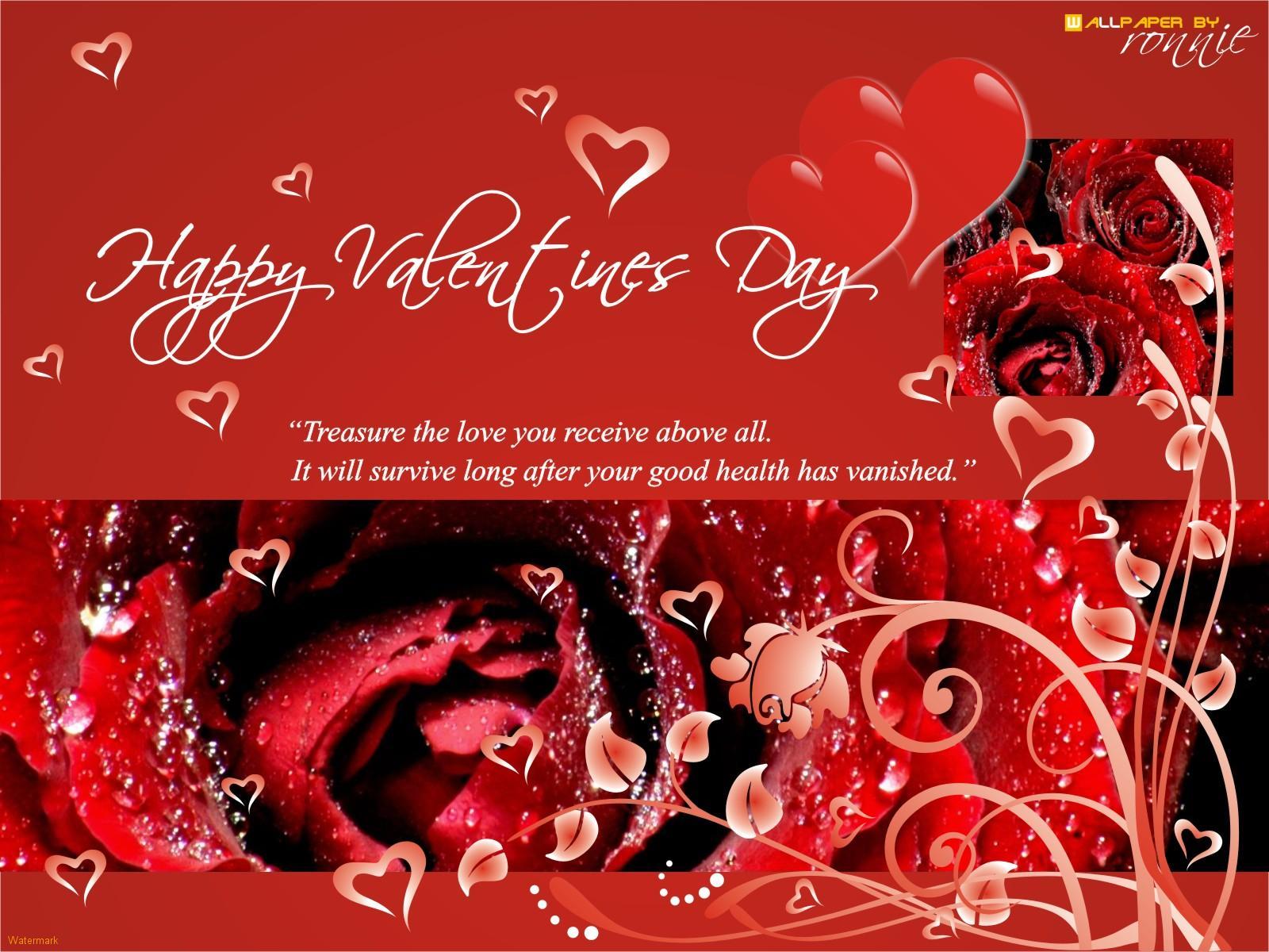 Cute Valentine Day Wallpaper (19)