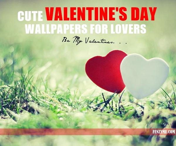 Cute Valentine Day Wallpaper (2)