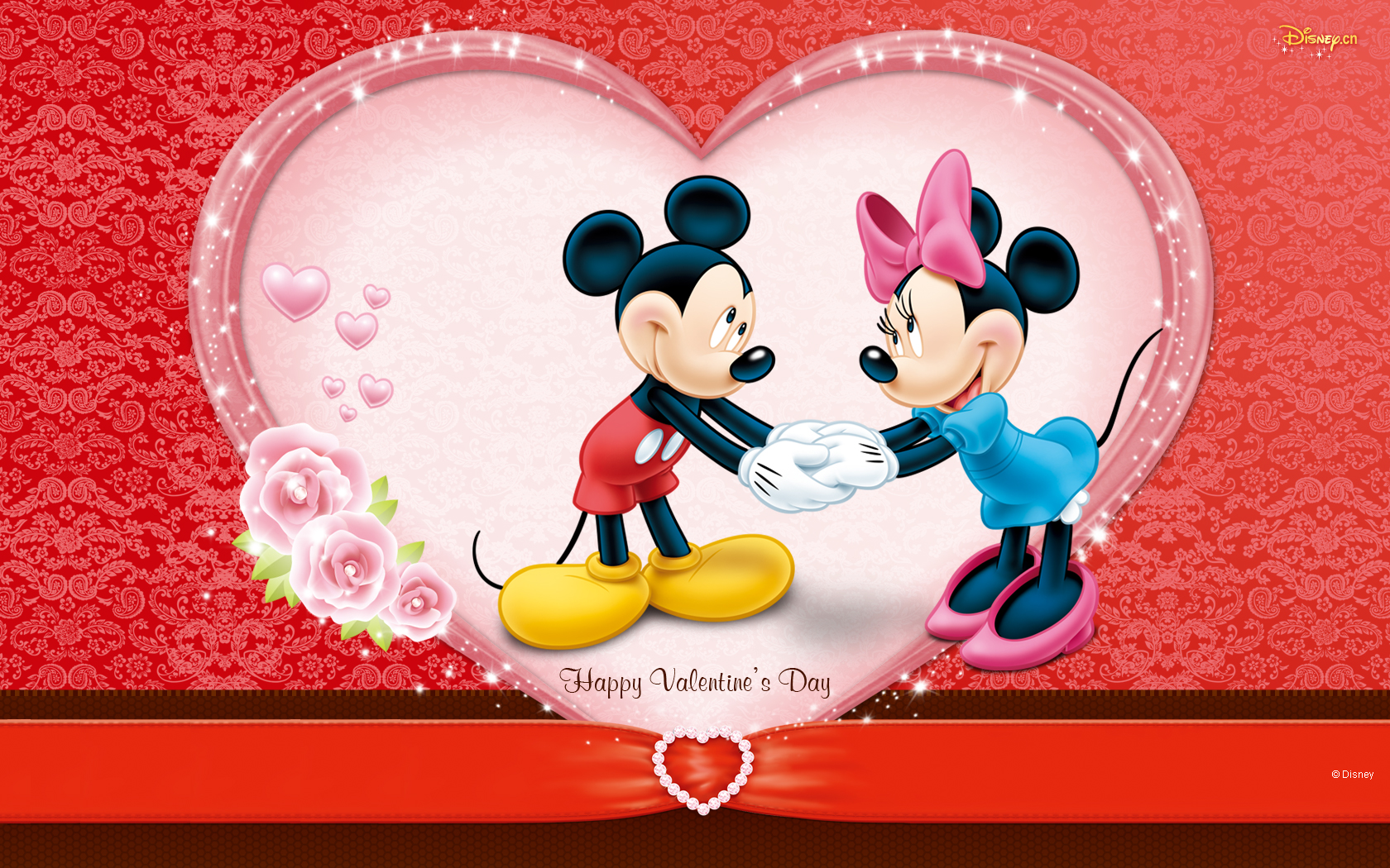 Cute Valentine Day Wallpaper (26)