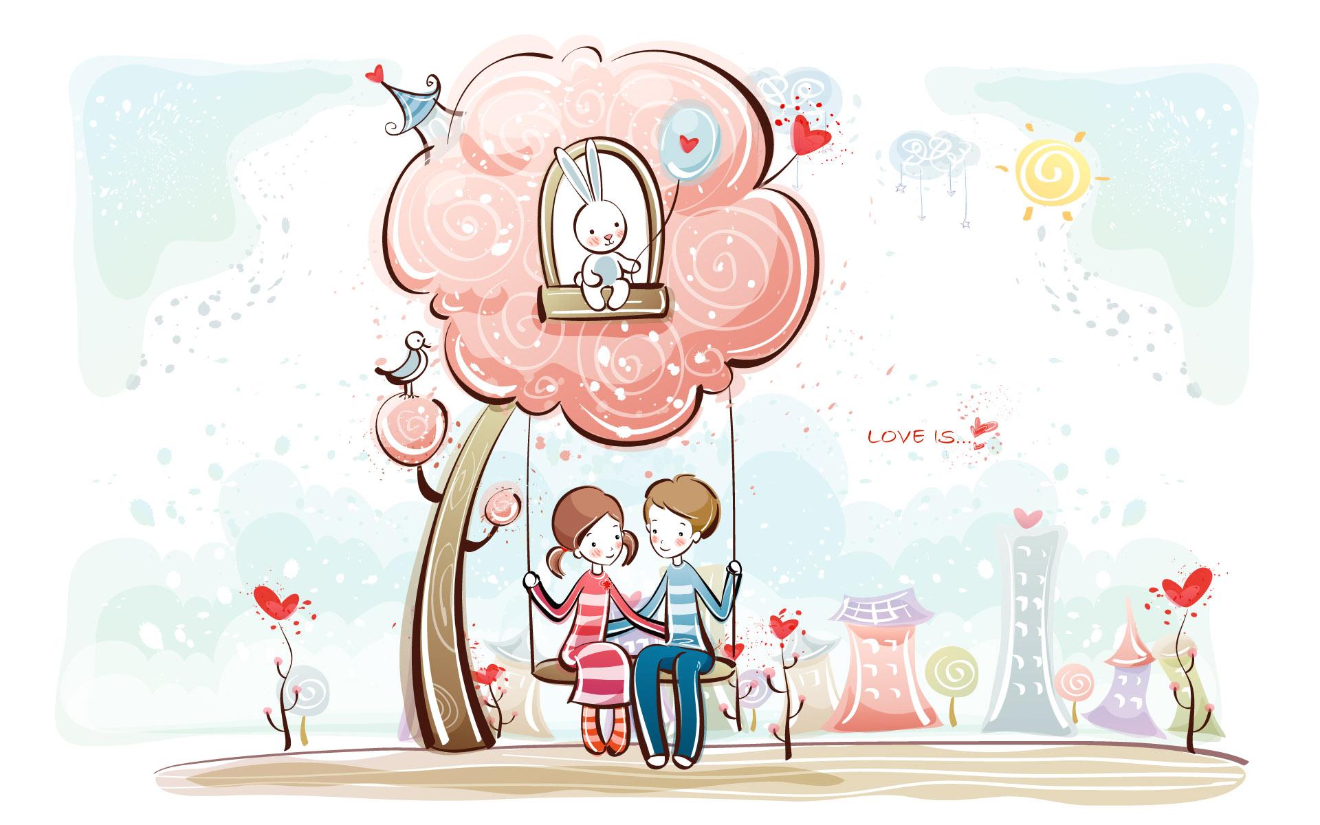 Cute Valentine Day Wallpaper (37)