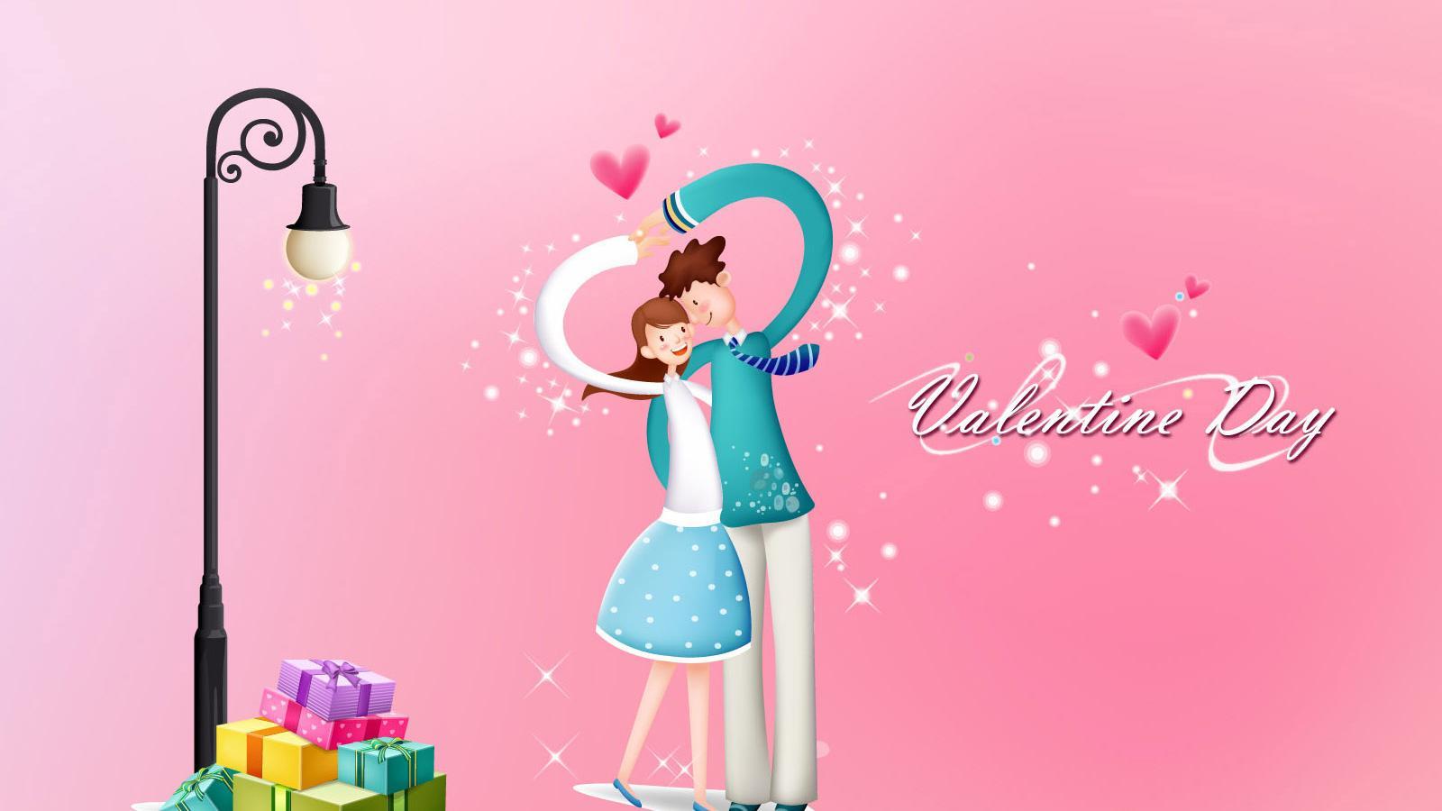 Cute Valentine Day Wallpaper (7)