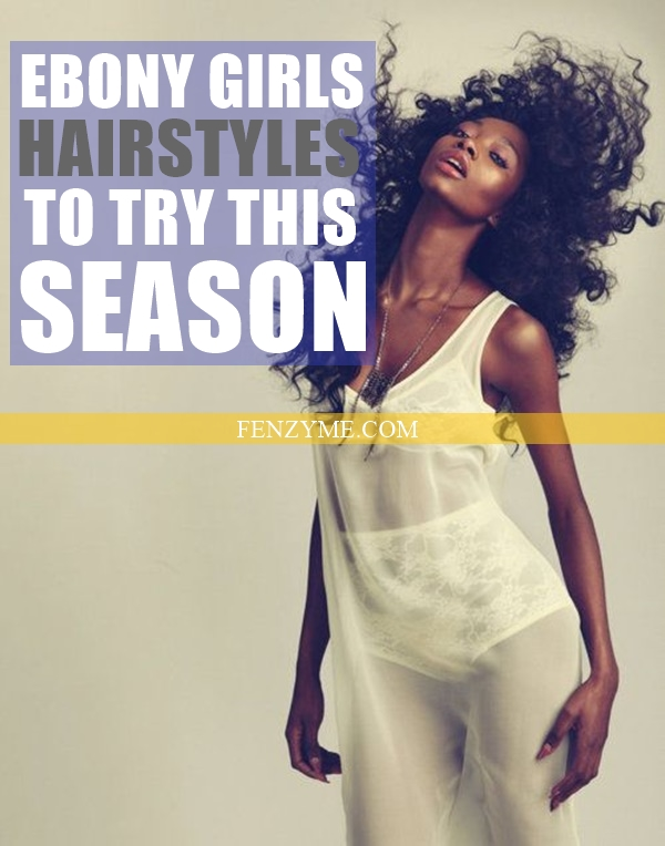 Ebony Girls Hairstyles to try this season1.1