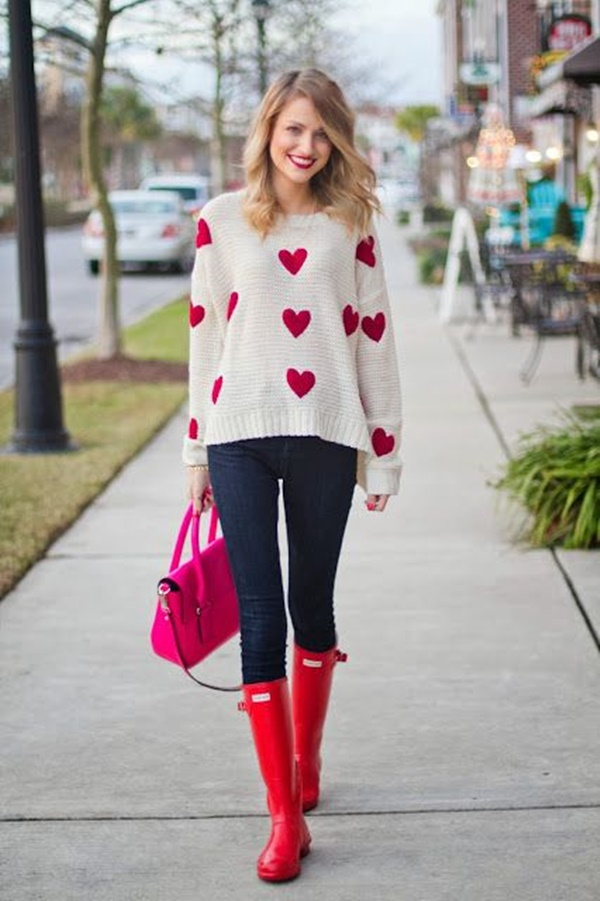 Sexy Valentines Day Outfits for Girls55