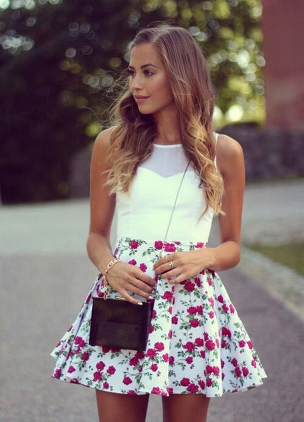 d8fc3bf25c0 Cute Summer Outfits ideas for teens for 2015 (23)