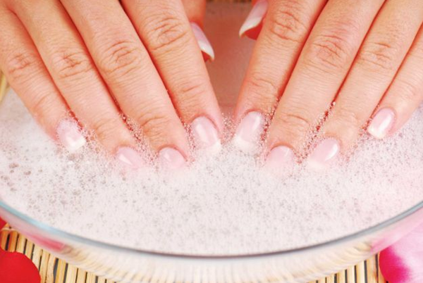 How to do Manicure at Home4