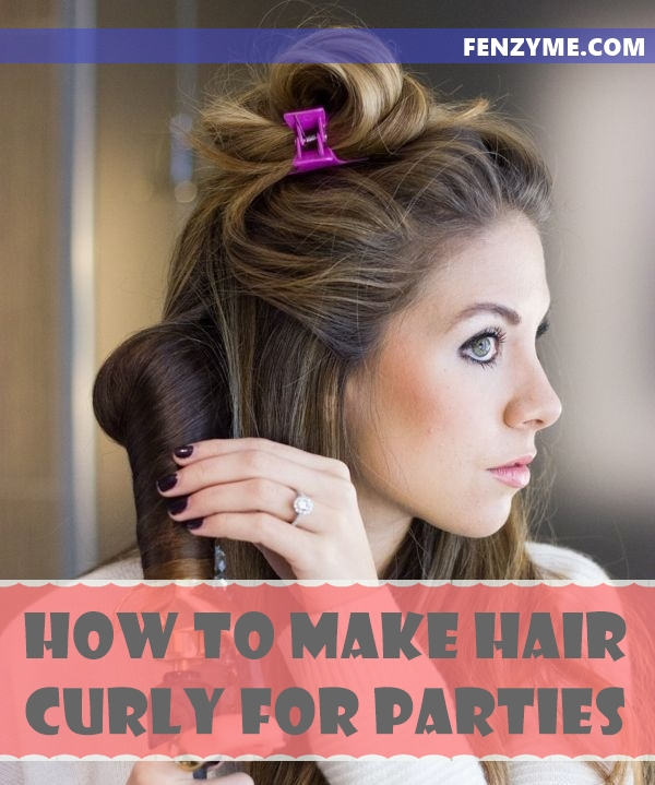How to make hair curly1.1