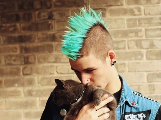 Phenomenal 65 New Punk Hairstyles For Guys In 2015 Hairstyles For Women Draintrainus