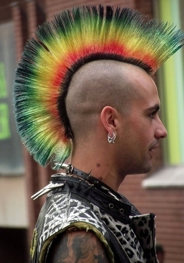 New Punk Hairstyles for Guys in 2015 (1)