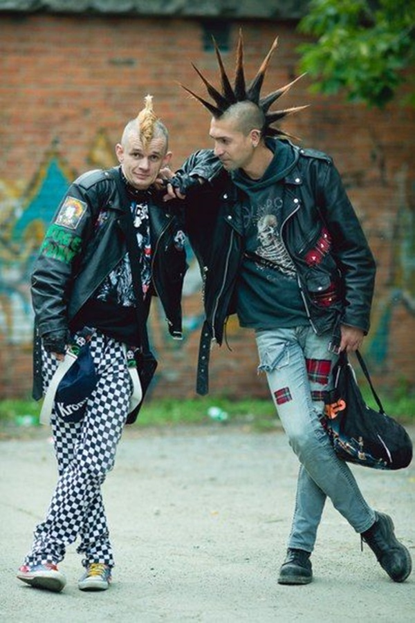 New Punk Hairstyles for Guys in 2015 (12)