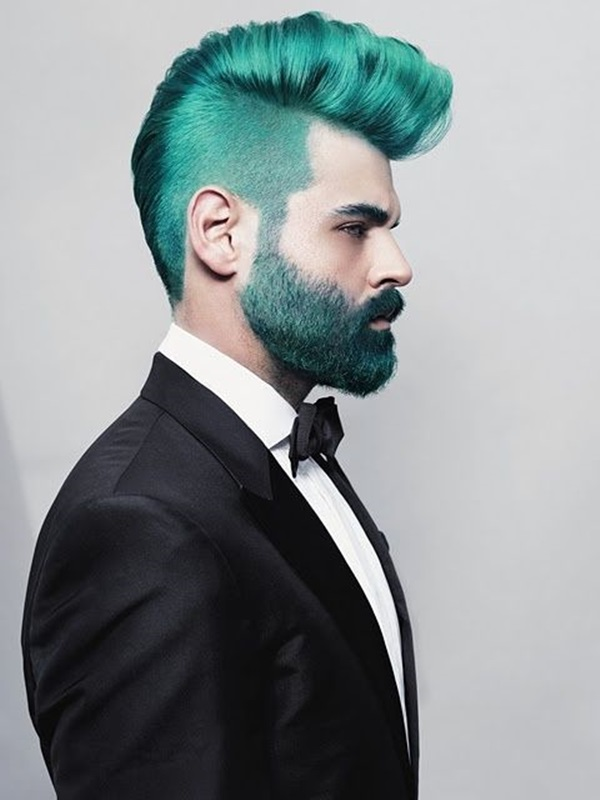 New Punk Hairstyles for Guys in 2015 (2)