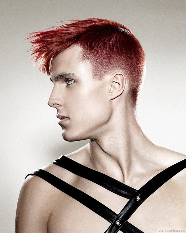 New Punk Hairstyles for Guys in 2015 (20)