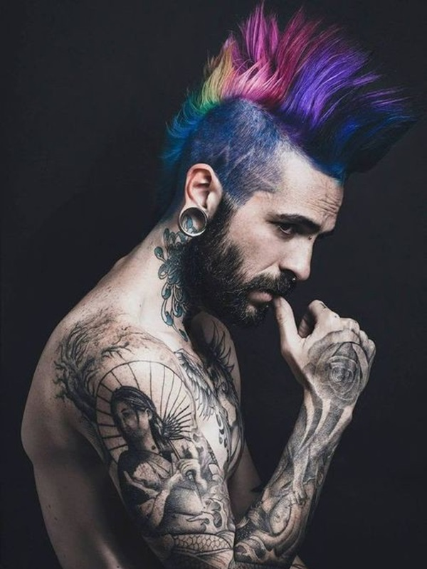 New Punk Hairstyles for Guys in 2015 (21)