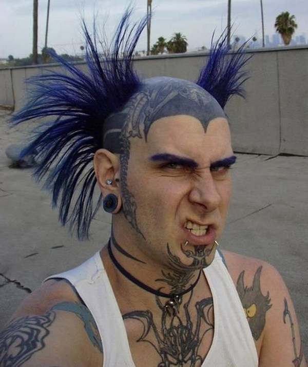 New Punk Hairstyles for Guys in 2015 (28)